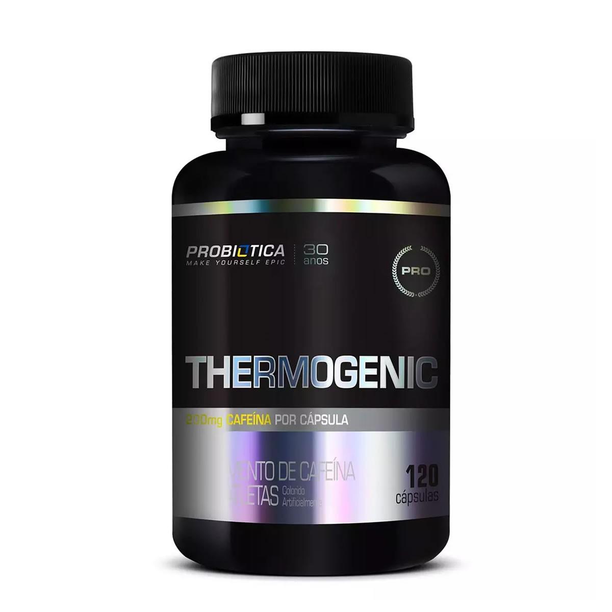 Thermogenic 120 Cápsulas - Probiotica