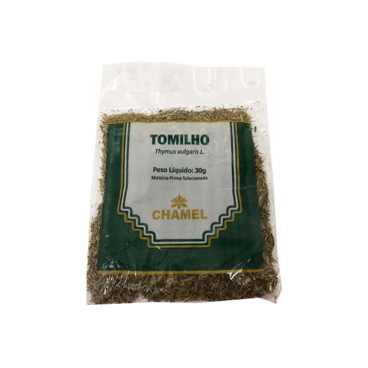 Tomilho 30g - Chamel
