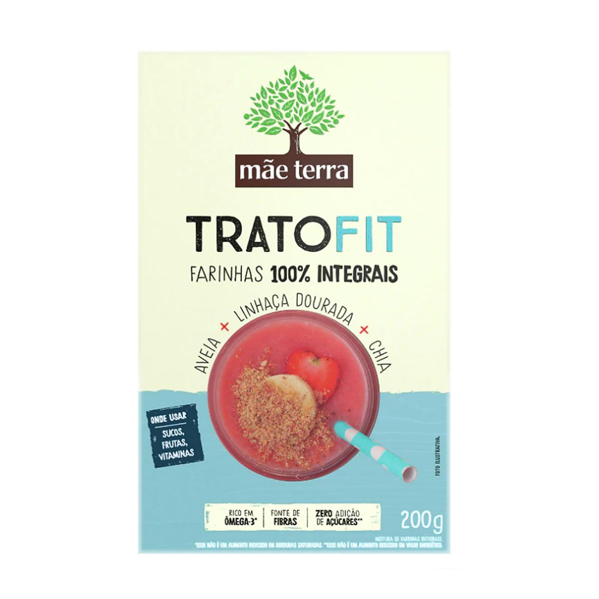 TratoFit 200g - Mãe Terra