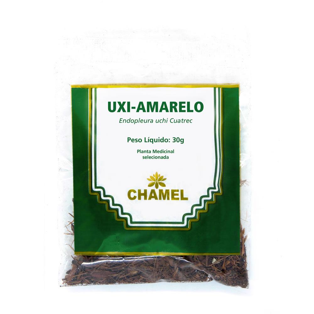 Uxi Amarelo 30g - Chamel