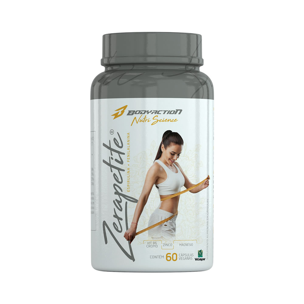 Zerapetite 60 Cápsulas - Bodyaction