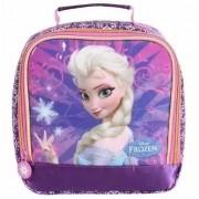 Lancheira Soft Frozen Elsa Dmw