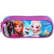Estojo Duplo Frozen Disney