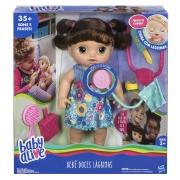 Baby Alive Doces Lágrimas Morena C0958 HASBRO