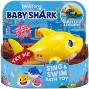 Baby Shark Robo Alive C/ Som - Canta e nada!  Sort 1118 Candide