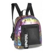 Bolsa Holográfica UP4YOU BU78202-BZ LUXCEL