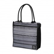 Bolsa Tote Bag Back to Black Tribal 5572 FORONI