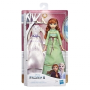 Boneca Fashion Anna Frozen 2 E5500 HASBRO
