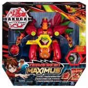 Boneco Bakugan Dragonoid 2075 SUNNY