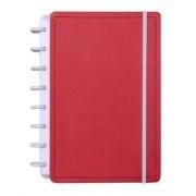 Caderneta Inteligente Vermelho Cereja 50 Folhas CIIN1045
