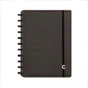 Caderno Inteligente Black Tamanho Médio 80 Folhas CIMD3004