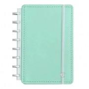 Caderno Inteligente Verde Pastel 80 Folhas CIMD3038