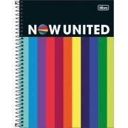 Caderno Now United 80F 1 Matéria 318345 TILIBRA
