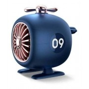 Caixa de Som Helicóptero Bluetooth Azul - UP4YOU