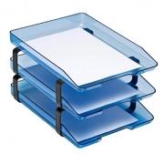 Caixa para Correspondência Tripla Azul - Acrimet