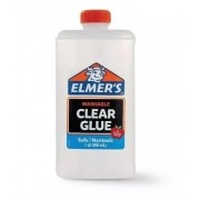 Cola Transparente Clear  946ml Elmers
