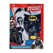 Conjunto Batman Liga da Justiça 10pcs 9474 ROSITA