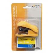 Grampeador Mini 15FLS 7cm WPK8860 WINCY