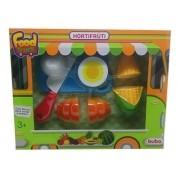 Hortifruti Food Truck com 6 peças 08281 BUBA