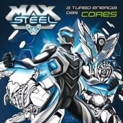 Livro Para Colorir Max Steel - Ciranda Cultural