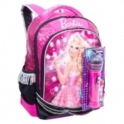 Mochila Barbie Rock Rosa 064345-08 SESTINI
