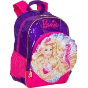 Mochila Barbie Sereia Perolas 63316 SESTINI