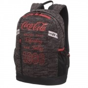Mochila Coca Cola Connect Cinza 7842004 PACIFIC