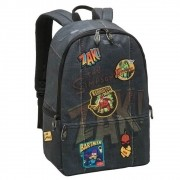 Mochila Simpsons Comics 7402904 PACIFIC