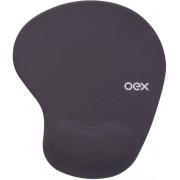 Mousepad Gel Confort MP200 Chumbo OEX