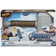 Nerf Martelo Thor Vingadores POWER MOVES E7379 HASBRO