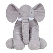 Pelúcia Elefante Gigante 60cm 7561 BUBA