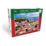 Quebra Cabeça 1000 peças Portugal 7288 PAIS E FILHOS