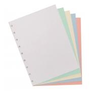 Refil para Caderno Inteligente Grande 50 Folhas Colorida