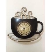 Relógio de Parede Xícara Sortido ZJ159 YINS