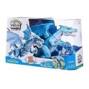 Robo Alive Dragão de Gelo / de Fogo 1112 CANDIDE