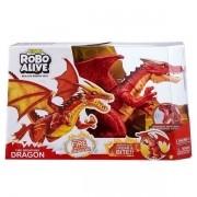 Robo Alive Dragão de Fogo 1112 CANDIDE