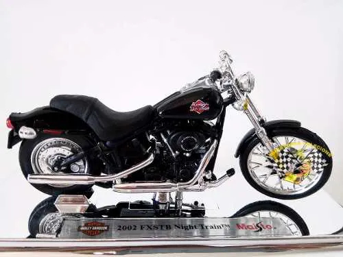 Miniatura Harley Davidson Night Train 01437