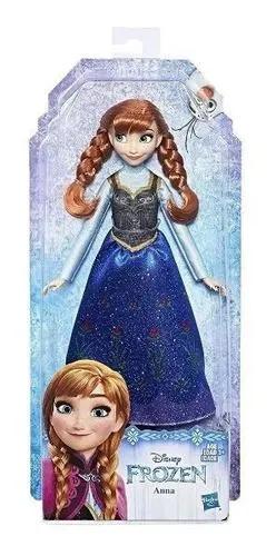 Boneca Frozen Anna Hasbro