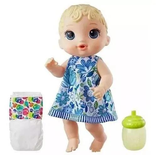 Baby Alive Hora Do Xixi - Hasbro
