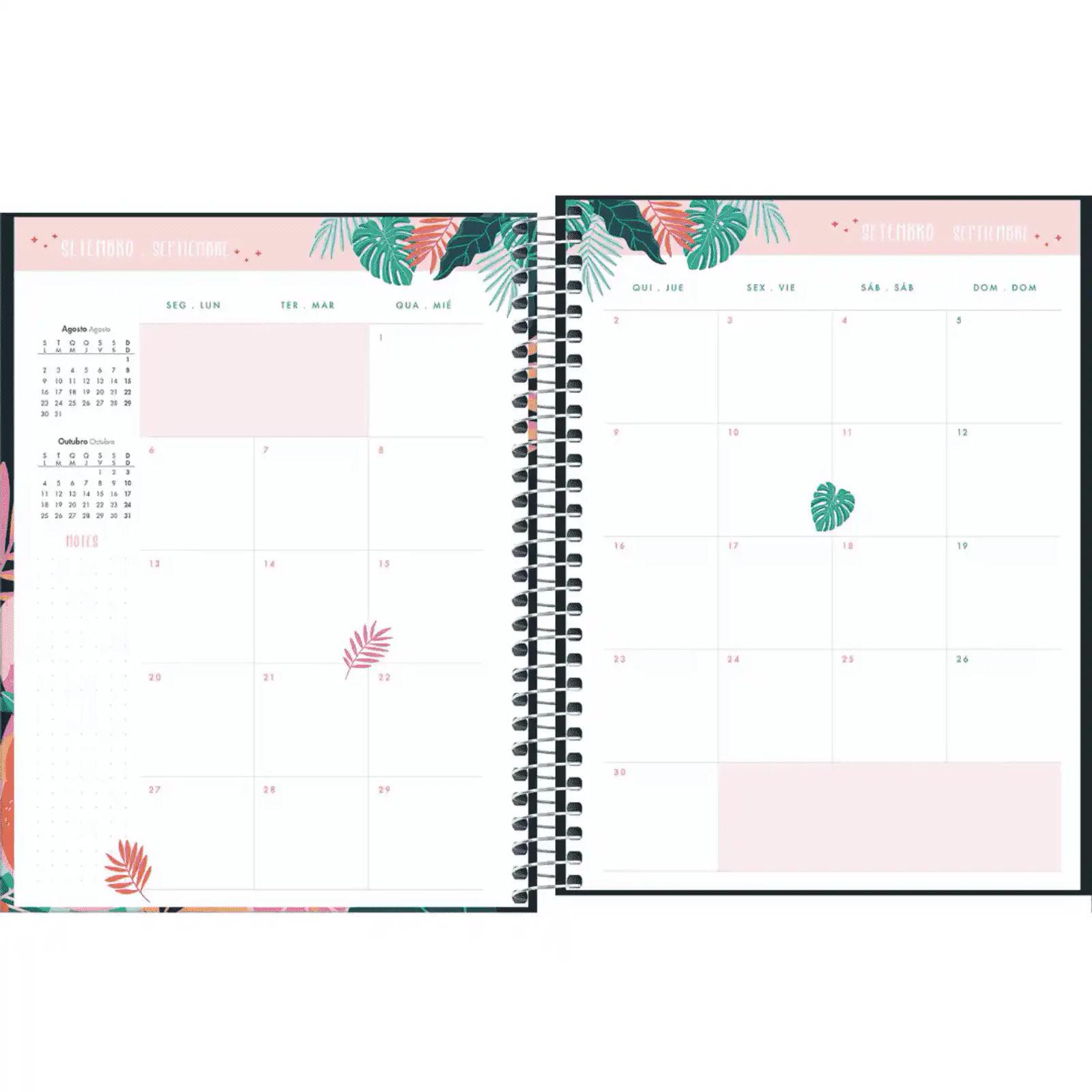 Agenda Planner 2021 Capricho TILIBRA