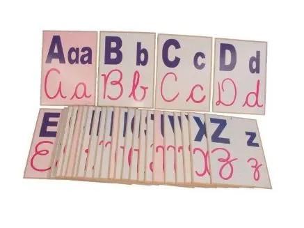 Alfabeto do Professor 377 SIMQUE