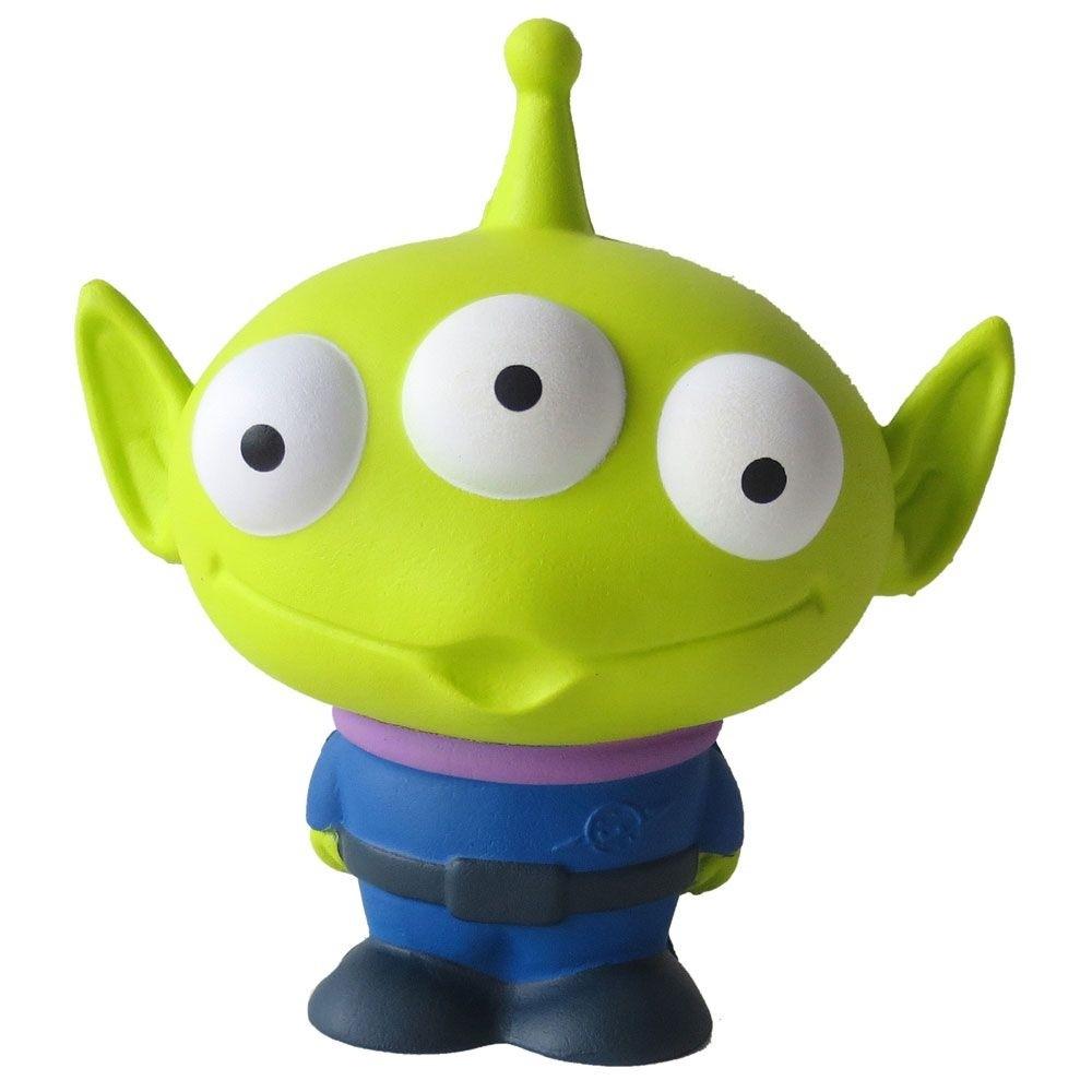Aliens Toy Story Squishy De Apertar Disney Pixar