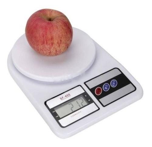 Balança Digital Para Cozinha Capacidade 7 kg CASITA