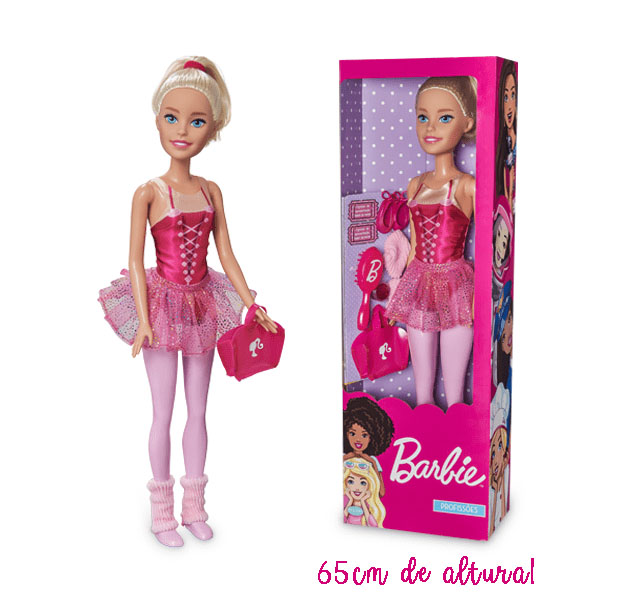 Barbie Bailarina 1273 PUPEE