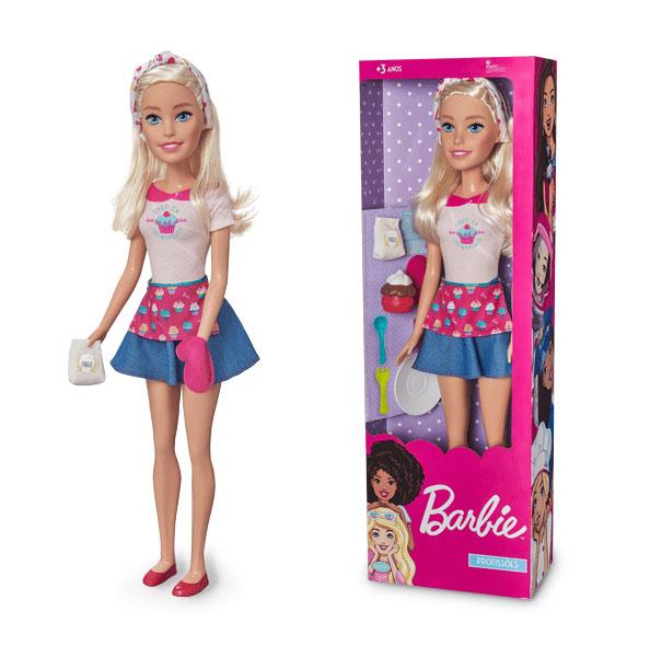 Barbie Confeiteira 1275 PUPEE