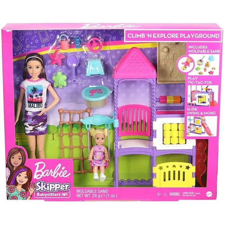 Barbie Family Skipper Dia no Parque GHV89 MATTEL