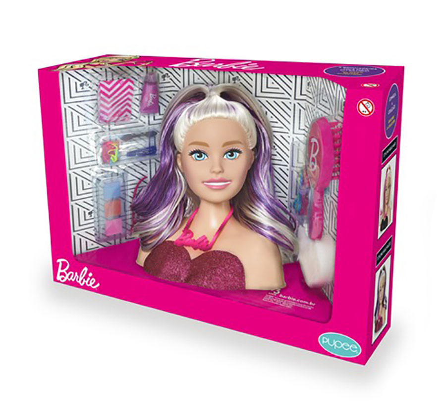Barbie Styling Maquiagem 1265 PUPEE
