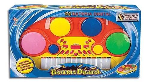 Bateria Digital Fênix