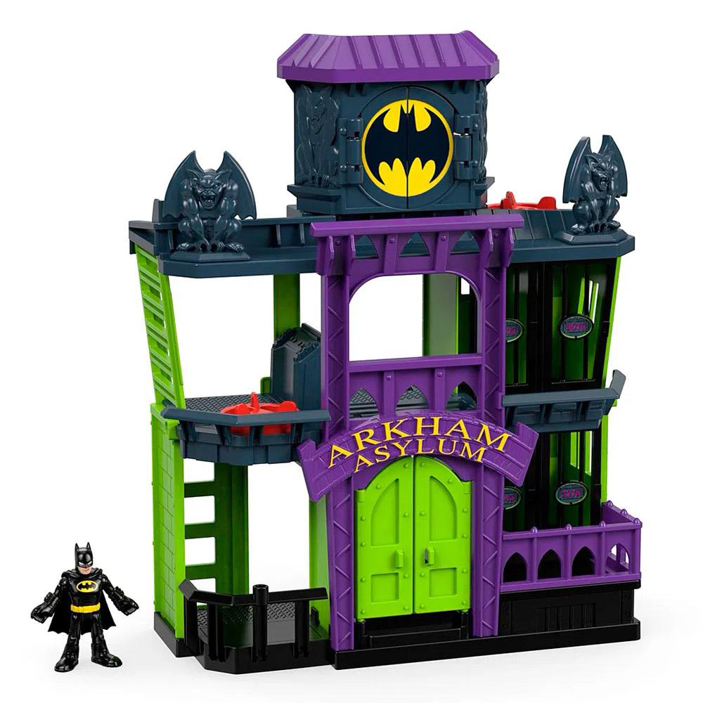 Batman Imaginext Arkham Asylum FDX24 MATTEL