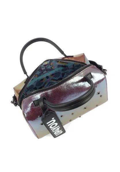 Bolsa Holográfica UP4YOU BU7820-BZ LUXCEL